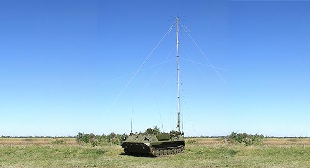 Командно-штабная машина Р-149БМРг