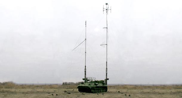Автоматизированная станция помех УКВ радиосвязи